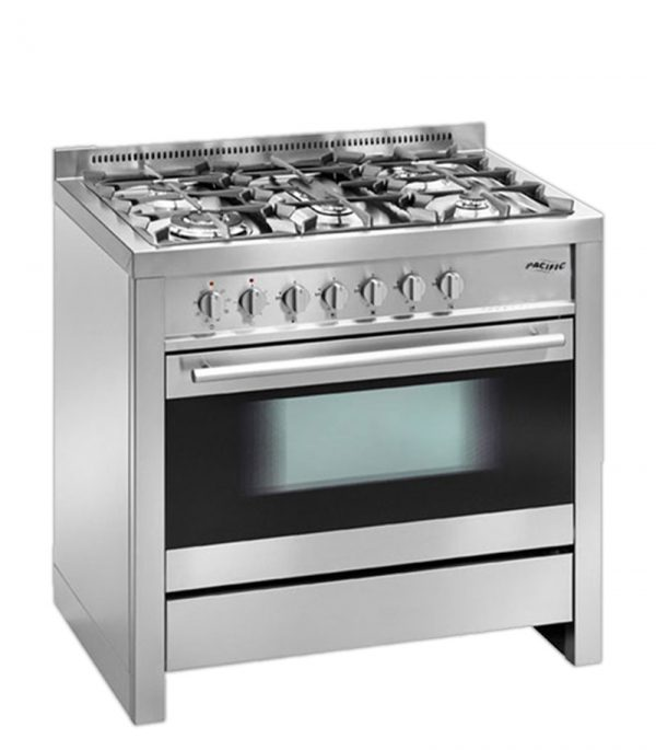 Pacific Gas Cooker - 60 x 90 (Inox) - P950X