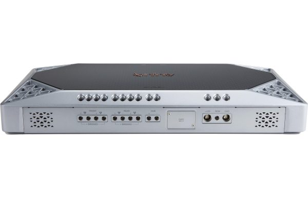 INFINITY Car Audio Amplifier - REF4555A 5 CHANNEL