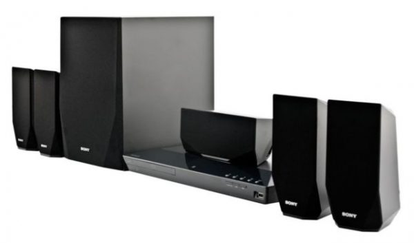 SONY BLU-RAY Home Cinema  - 5.1 Surround (BLU-RAY, DVD, USB)