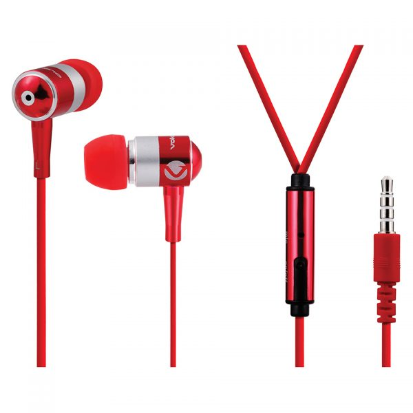 Volkano Earphones With MIC | Stannic Series
