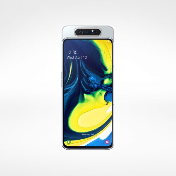 Samsung Galaxy A80 128GB Octa Core New Infinity Display - A805