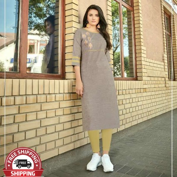 PARSHV Indian Kurti - Model Elance
