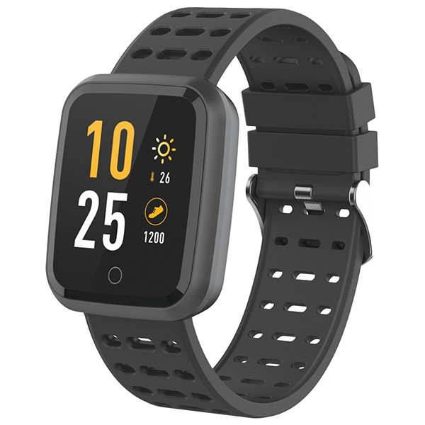 VOLKANO Excel Series Multi-Function Smartwatch, Heart-rate Monitor