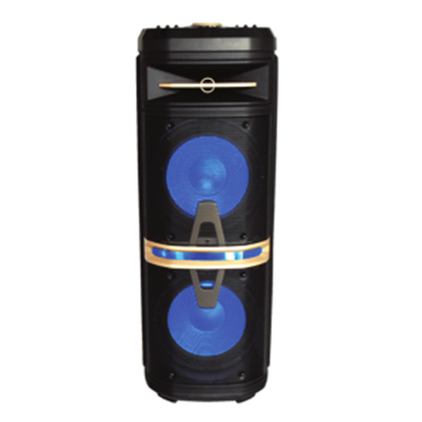 SUZUKI TIME - Bluetooth Trolley Speaker - Wireless Microphone