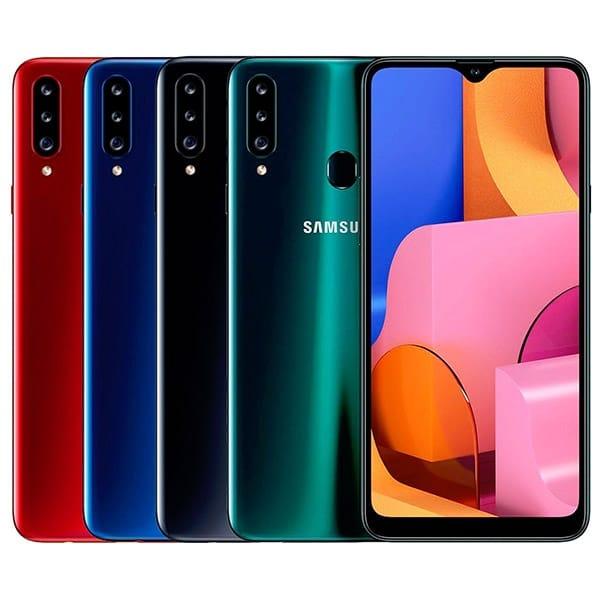 Samsung Galaxy A20S 32GB Octa Core Infinity-V Display - A207