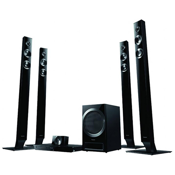 PANASONIC DVD Home Theater System - Dynamic Bass Sound
