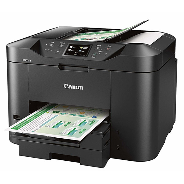 CANON Business Colour Inkjet Printer - Print, Copy, Scan & Fax - PIXMA MB2740