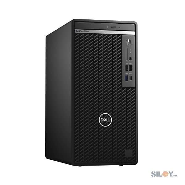 Dell Desktop PC OptiPlex 5080 MT - Core i7 NVMe Win10