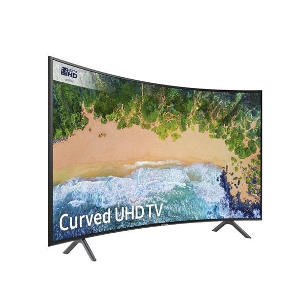 """Samsung 65"""" 4K Curved Smart TV"""