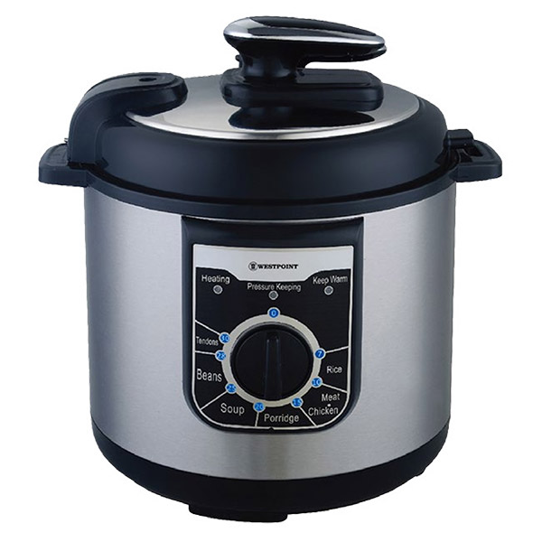 Westpoint Electric Pressure Cooker - WPCR-619.I