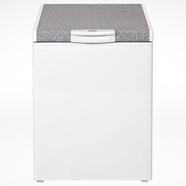 BEKO Chest Freezer 195L (146L Net) Energy Efficiency Class A HS 195