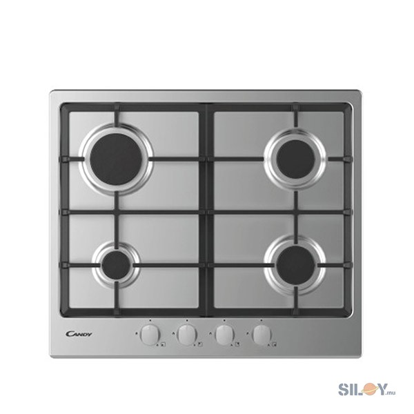 CANDY Built-in Gas Hob 60 x 60 cm - Timeless Frontal LXLT-003159