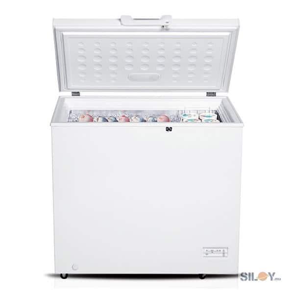 CANDY Chest Freezer 230L / 200L White - LXLT-003749