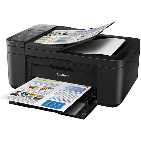 CANON Colour Inkjet Printer - Print, Copy, Scan & Fax - PIXMA TR4540