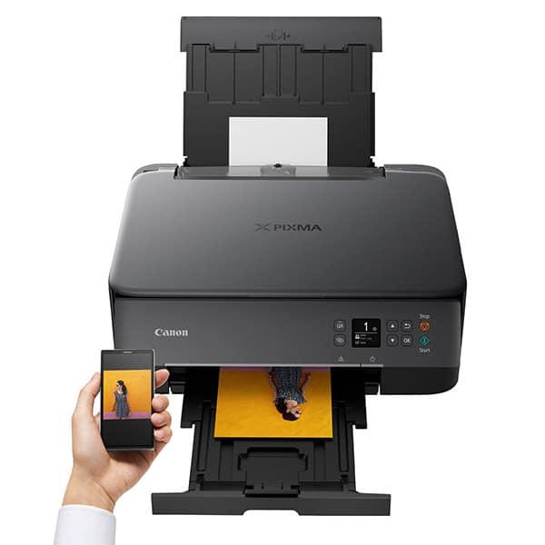 CANON Colour Inkjet Printer - Print, Copy & Scan - PIXMA TS5340