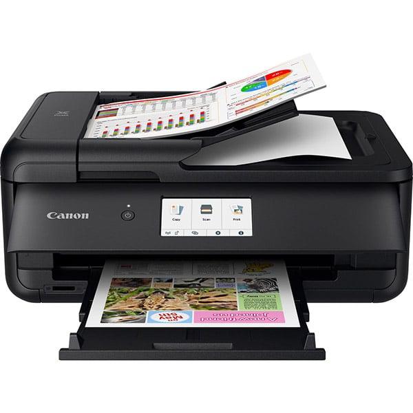 CANON A3+ Colour Inkjet Printer - Print, Copy, Scan & Fax - PIXMA TS9540