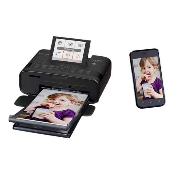 CANON Photo Selphy Printer CP1300