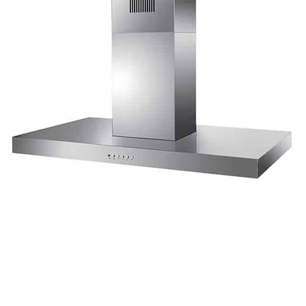 ELBA Chimney Hood 90cm 3 Speeds Stainless Steel ECH9066X