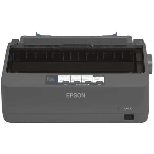 EPSON LX-350 Dot Matrix Monochrome Printer