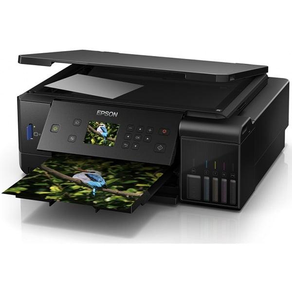 EPSON Ecotank L7160 A4 photo and document Printer
