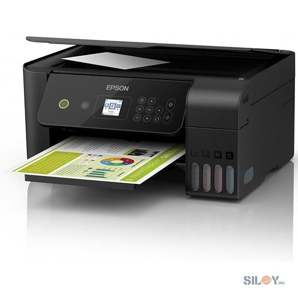 EPSON Ecotank L3160 Printer 3-IN-1 Print, Copy & Scan - C11CH42404