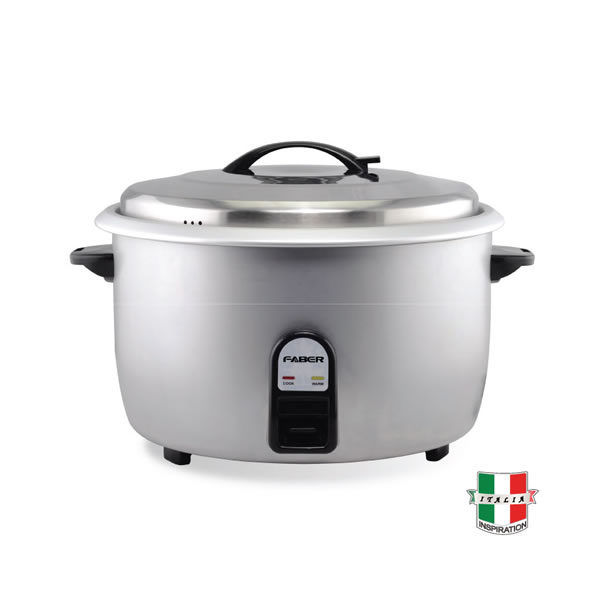 FABER Commercial Rice Cooker 8 Lts