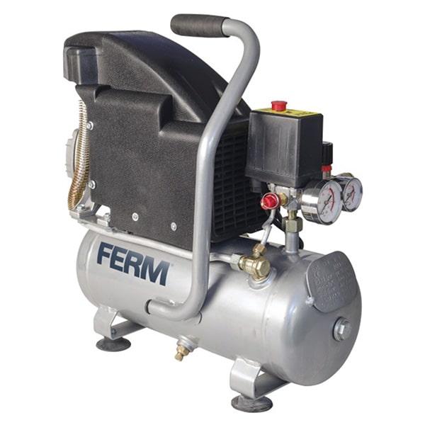 FERM Compressor 1.1HP - 750W - 8L CRM1044
