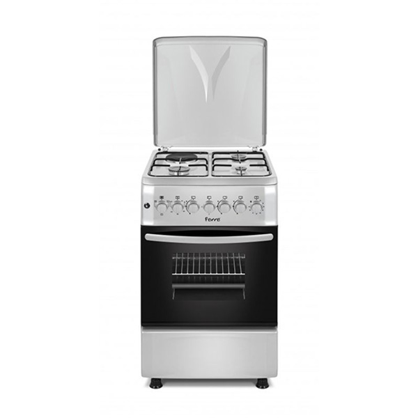 FERRE - 50*55 Gas Cooker, 3 Gas 1 Electric Top Cooker