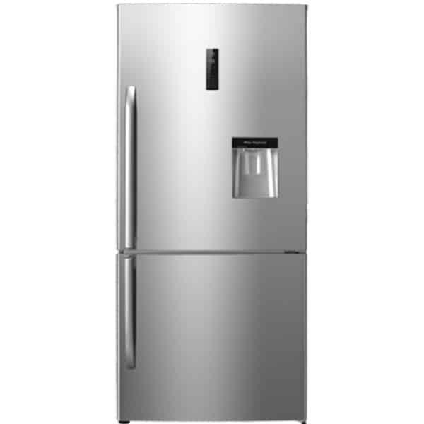 HISENSE Refrigerator 458L - Combi Fridge Energy Class A+