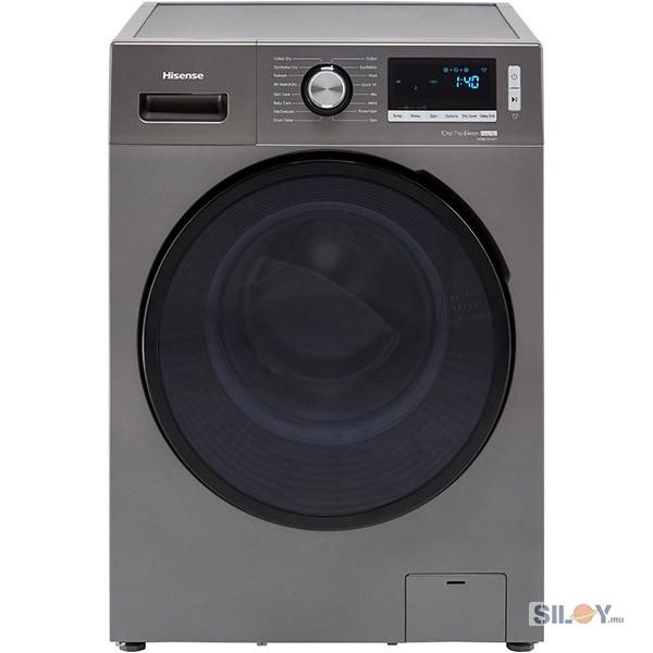 HISENSE Washing Machine - Front Load, 10Kg WDBL1014VT
