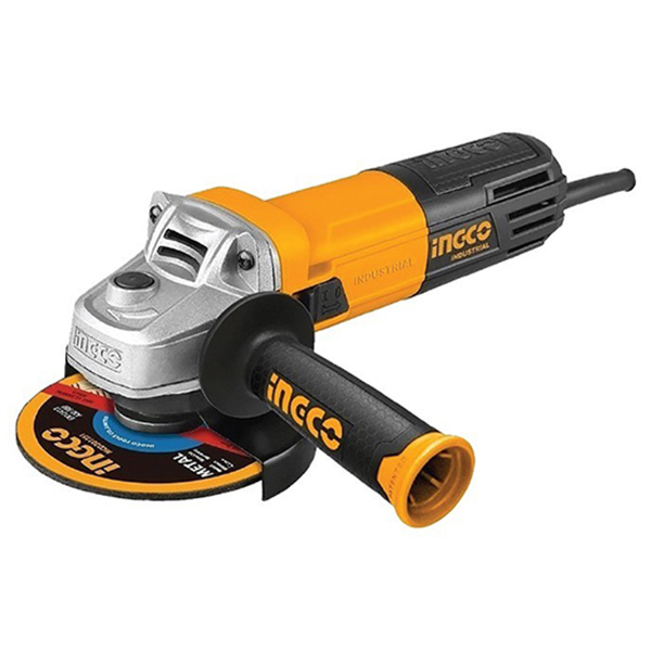 INGCO - Angle Grinder 800W 115MM with AUX Handle - AG8008