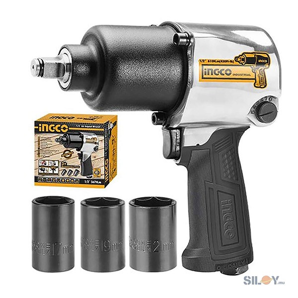 INGCO Air Impact Wrench - AIW12562