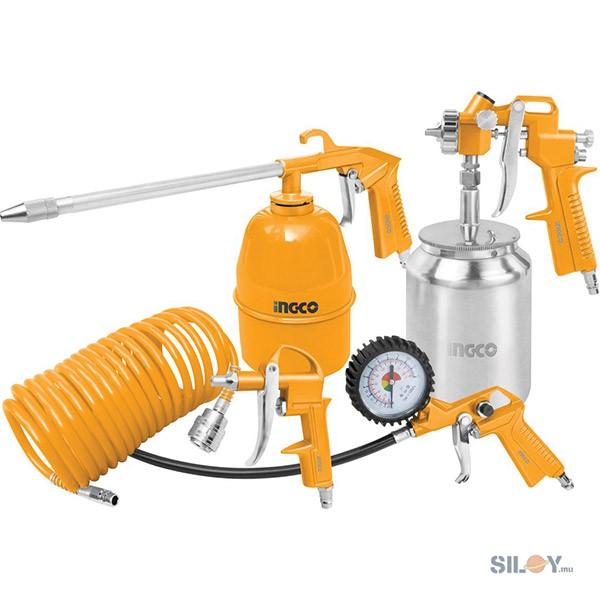 INGCO Air Tools 5 Pieces Set - AKT0051