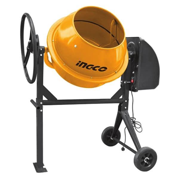 INGCO - Concrete Mixer 1.1 HP, 135L Max Out, 28 RPM - CM30-1