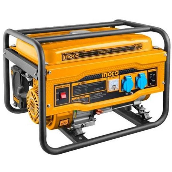 INGCO - Gasoline Generator 15L, 2.5KW, 3000 RPM - GE30005