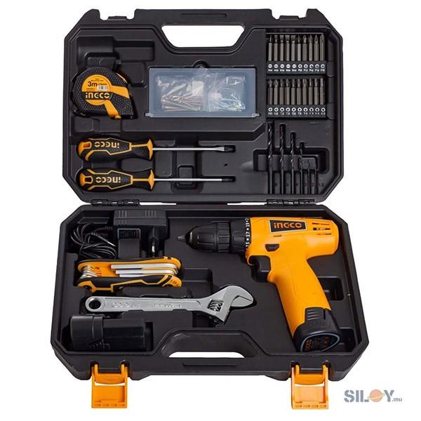 INGCO 76Pcs Tools Set - HKTHP10761