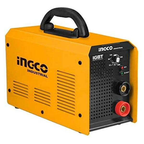 INGCO - Welding Machine, Max 200 Amp, Inverter Tech - MMA2006