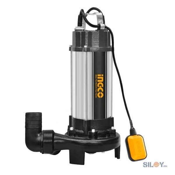 INGCO Submersible Sewage Water Pump - SPDS7501