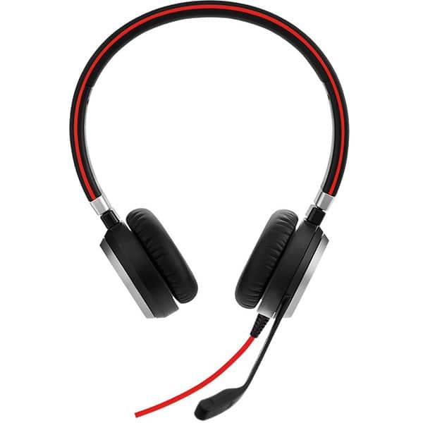 JABRA Evolve 40 Stereo USB Microsoft Cert. Headset