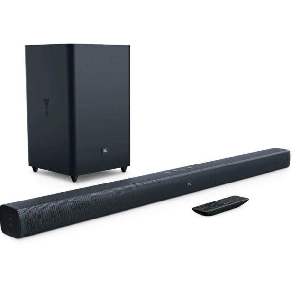 JBL SOUNDBAR 2.1 - 2.1-Channel Soundbar with Wireless Subwoofer
