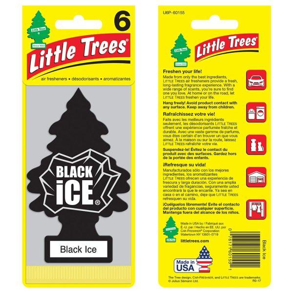 Little Trees - Black Ice