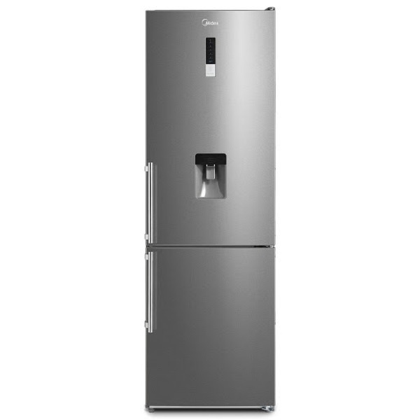 MIDEA Refrigerator 308L Energy Class A+ HD-400RWDEN