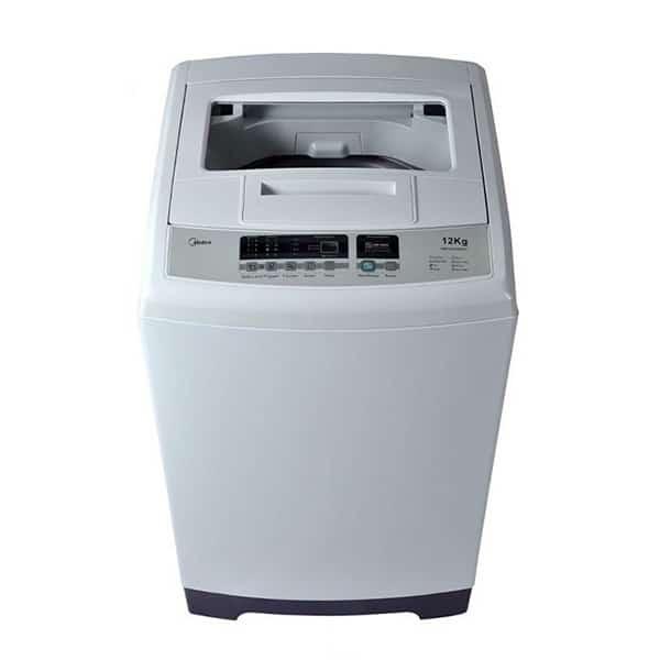 MIDEA Washing Machine 12Kg Top Load A++ MAM120-S2002FMPS