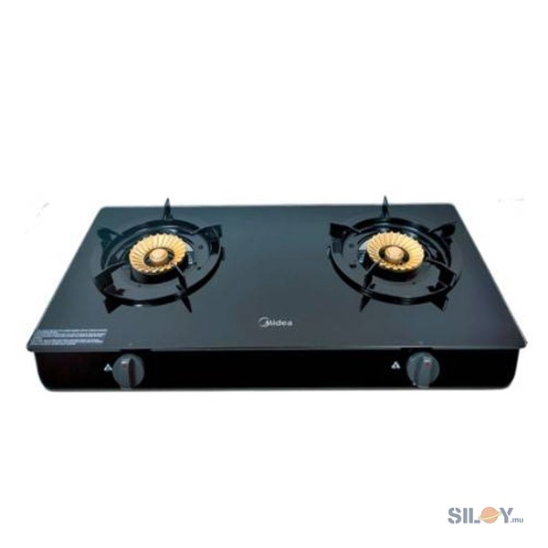 MIDEA Gas Burner Tempered Glass Top - T211G