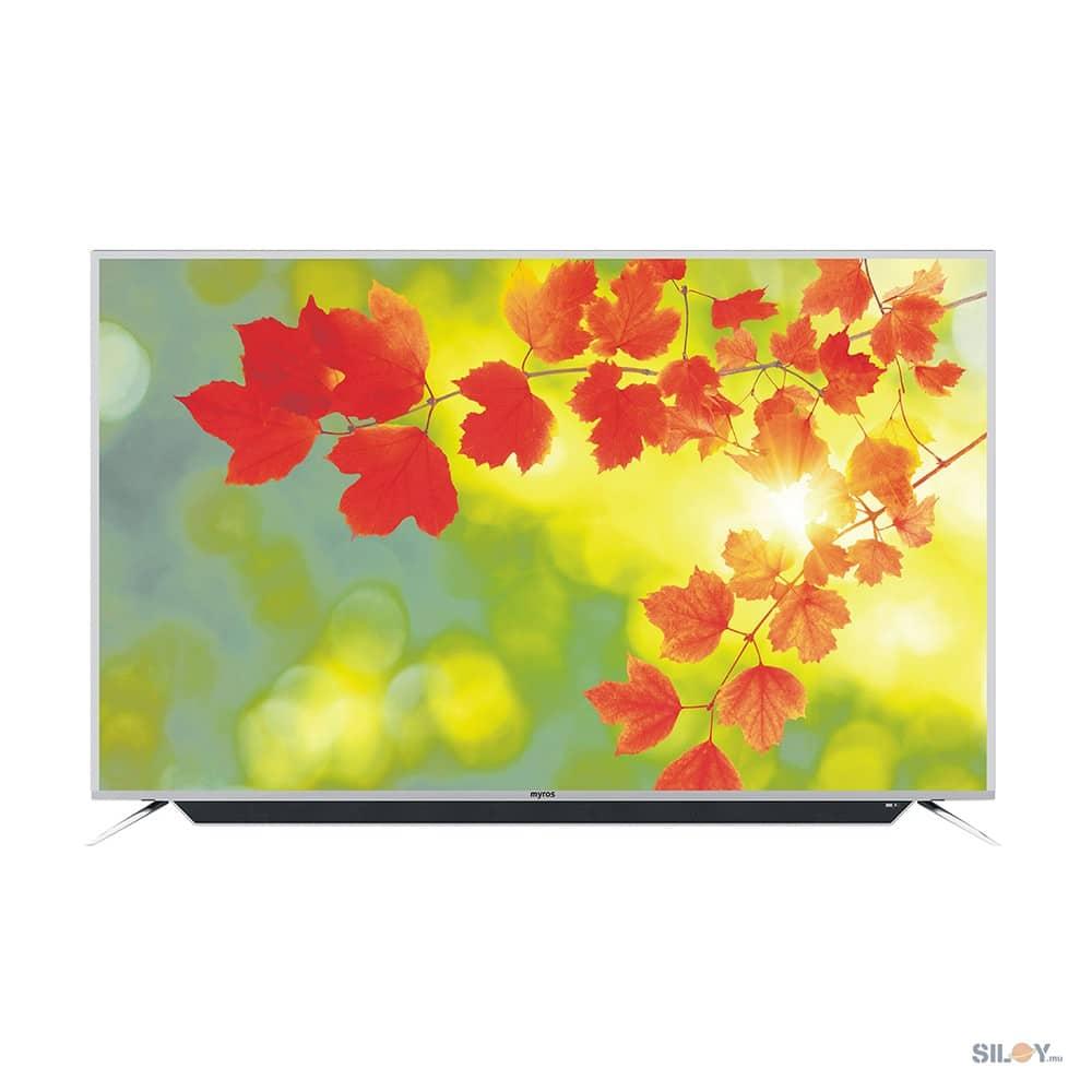 "MYROS 50"" Television 4K Smart Android TV"