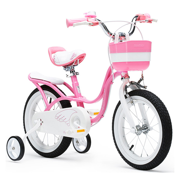 """ROYAL BABY Children Bicycle Little Swan 12"""""""