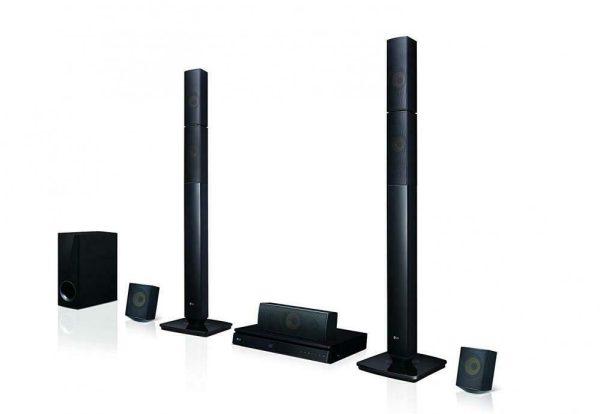 SONY BLU-RAY Home Cinema - 5.1 Surround (Tall Boy Speakers)