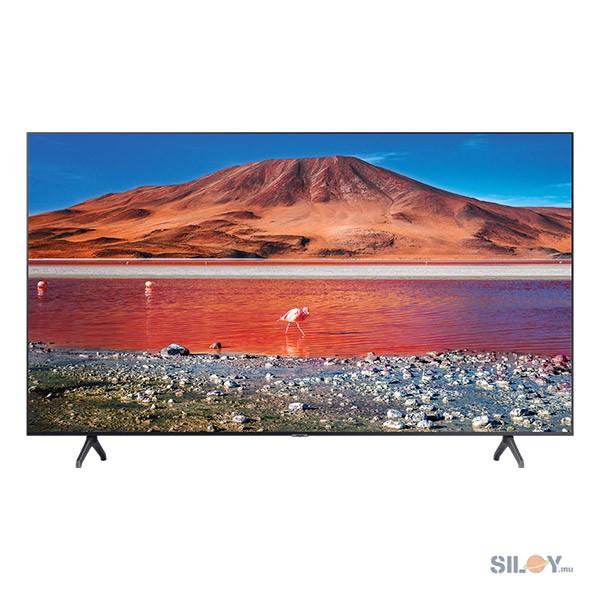 """Samsung 70"""" 4K Crystal UHD Smart TV - UA70TU7000"""