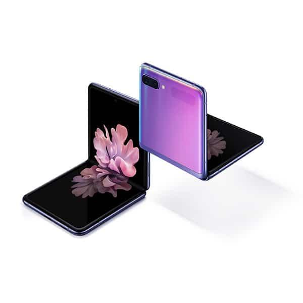 Samsung Galaxy Z Flip - N770