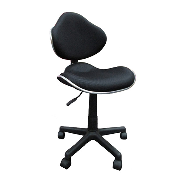 SILOY Furniture - Office Comfort Black Chair - CD201G